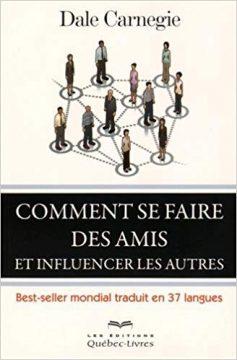 comment se faire des amis et influencerjpg 237x360 - Dale Carnegie : Comment influencer et aider les autres à changer