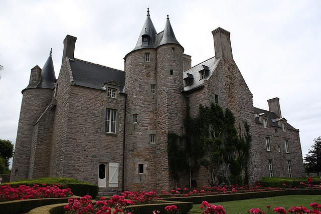 Que contruisez-vous un magnifique château ou simplement un mur de pierres