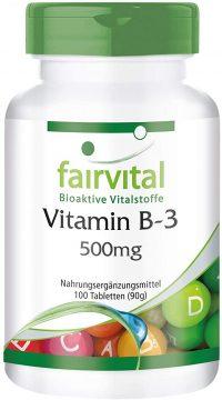 VITAMINE B3 200x360 - Aimeriez-vous vivre en bonne santé, et ce, jusqu'à 100 ans ?