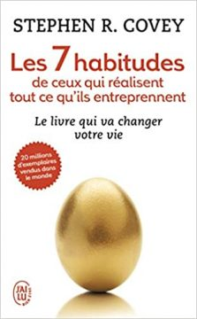 les 7 habitudes 223x360 - 9 leçons de vie que les gens apprennent hélas trop tard