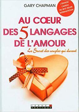 Au coeur des 5 languages 254x360 - 7 choses à cesser de faire simplement ou de vous en soucier !
