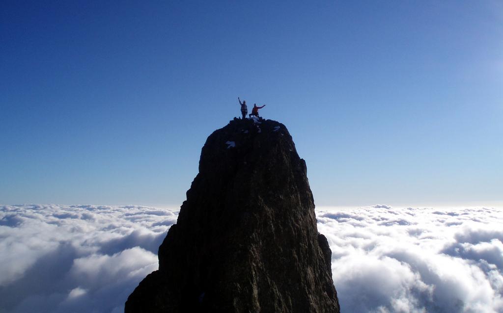 sommet du Tafunatu photo par frebd photocorsica - 9 simples et bonnes habitudes pour un succès exceptionnel