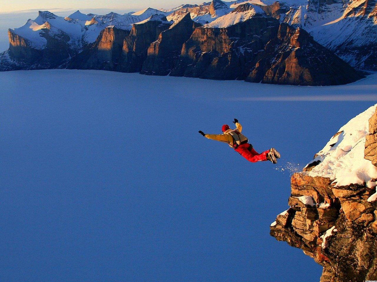 9 petits risques que les gens heureux prennent chaque jour