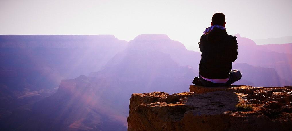 Meditation photo par Moyan Brenn e1425664350297 - 18 questions pour libérer votre vie de la négativité