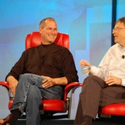 Steve_Jobs_and_Bill_Gates_2  photo par David and Jennifer