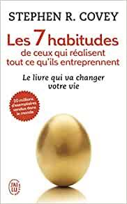les 7 habitudes - 9 habitudes que les gens qui ont un énorme succès cultivent
