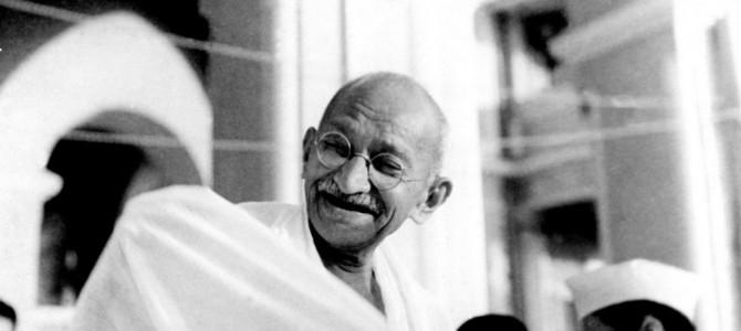 Mahatma Gandhi Biographie
