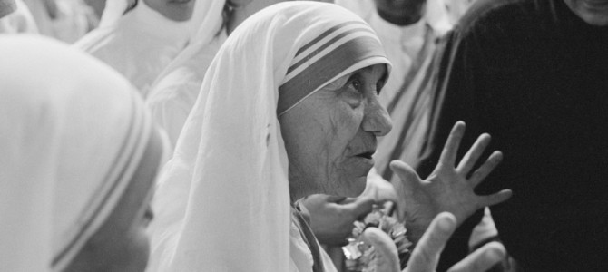 Mère Teresa biographie son oeuvre