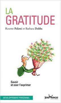 LA GRATITUDE 215x360 - 15 façons de répandre bonheur et gentillesse autour de vous