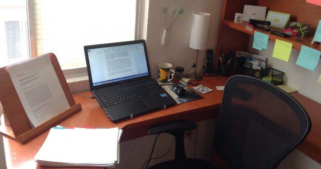 Bureau offices par Raul Pachero Vega e1563900021438 630x331 - COMMENT COMMENCER UN BLOG